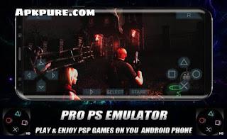 Playstation emulator