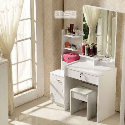 Kids dressing table designs for girls bedroom decor 2019
