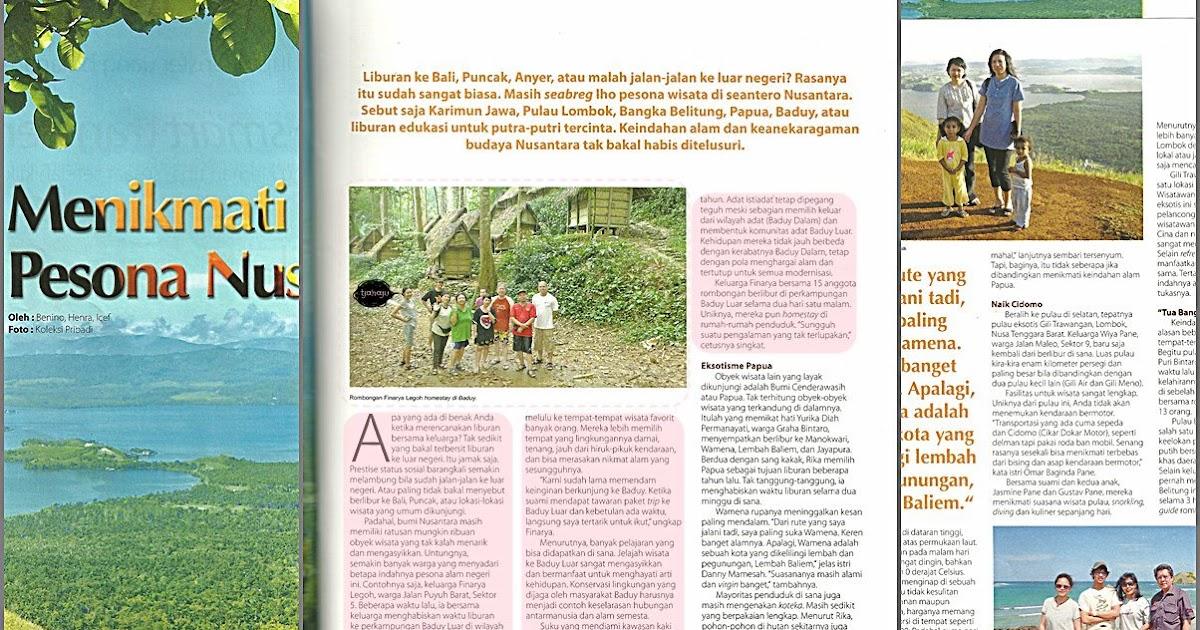 Dian Tjahaju Smile We Re On Kicau Bintaro No 132 Jul 2011