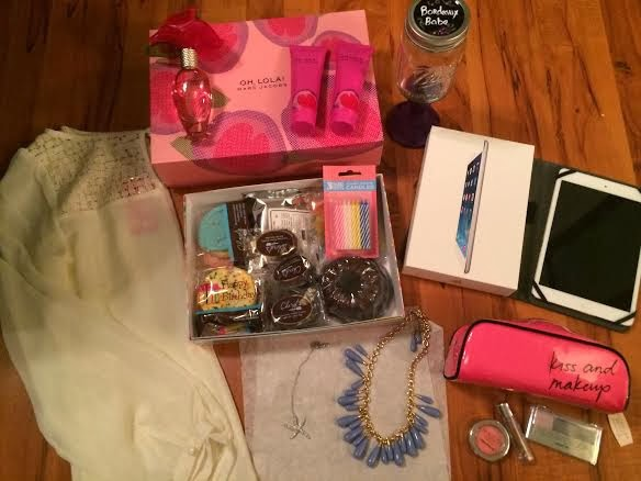 Five All My Lovely Birthday Gifts From K And Friends