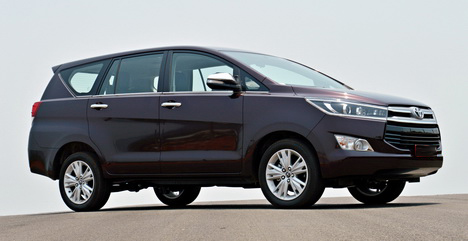 Toyota Kijang All-new Innova