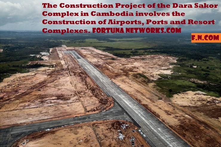 China's Largest Development Project in the Belt and Road Initiative in Cambodia