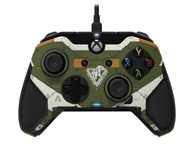 Conoce el mando personalizado de Xbox One de Titanfall 2
