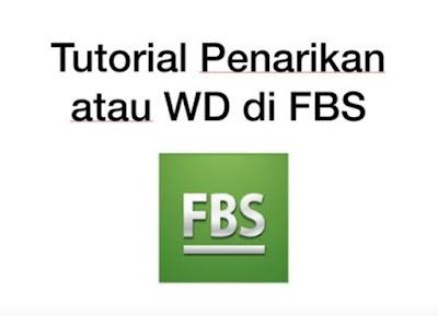 Withdraw di Broker Forex FBS