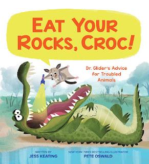 Eat Your Rocks, Croc!