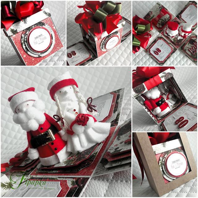 Zakochany Święty Mikołaj :)