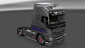 Metallic SDM Transport for Volvo 2012
