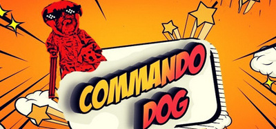 Commando Dog-HOODLUM