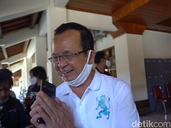 Positif Corona, Purnomo Sudah Rapid Test Sebelum Bertemu Jokowi