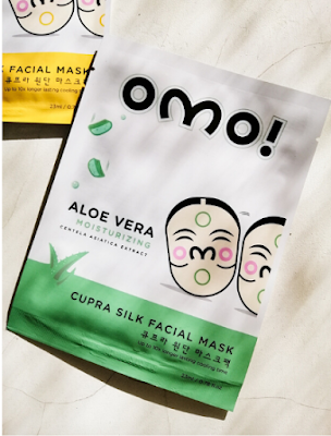[Review] Omo! Sheet Mask : Masker Korea Halal dengan Essence Melimpah