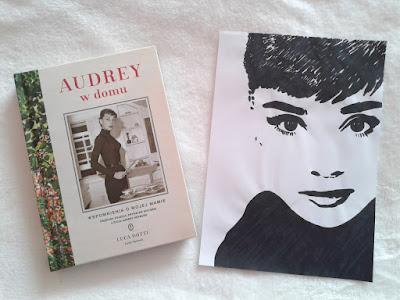 Audrey w domu. Wspomnienia o mojej mamie.