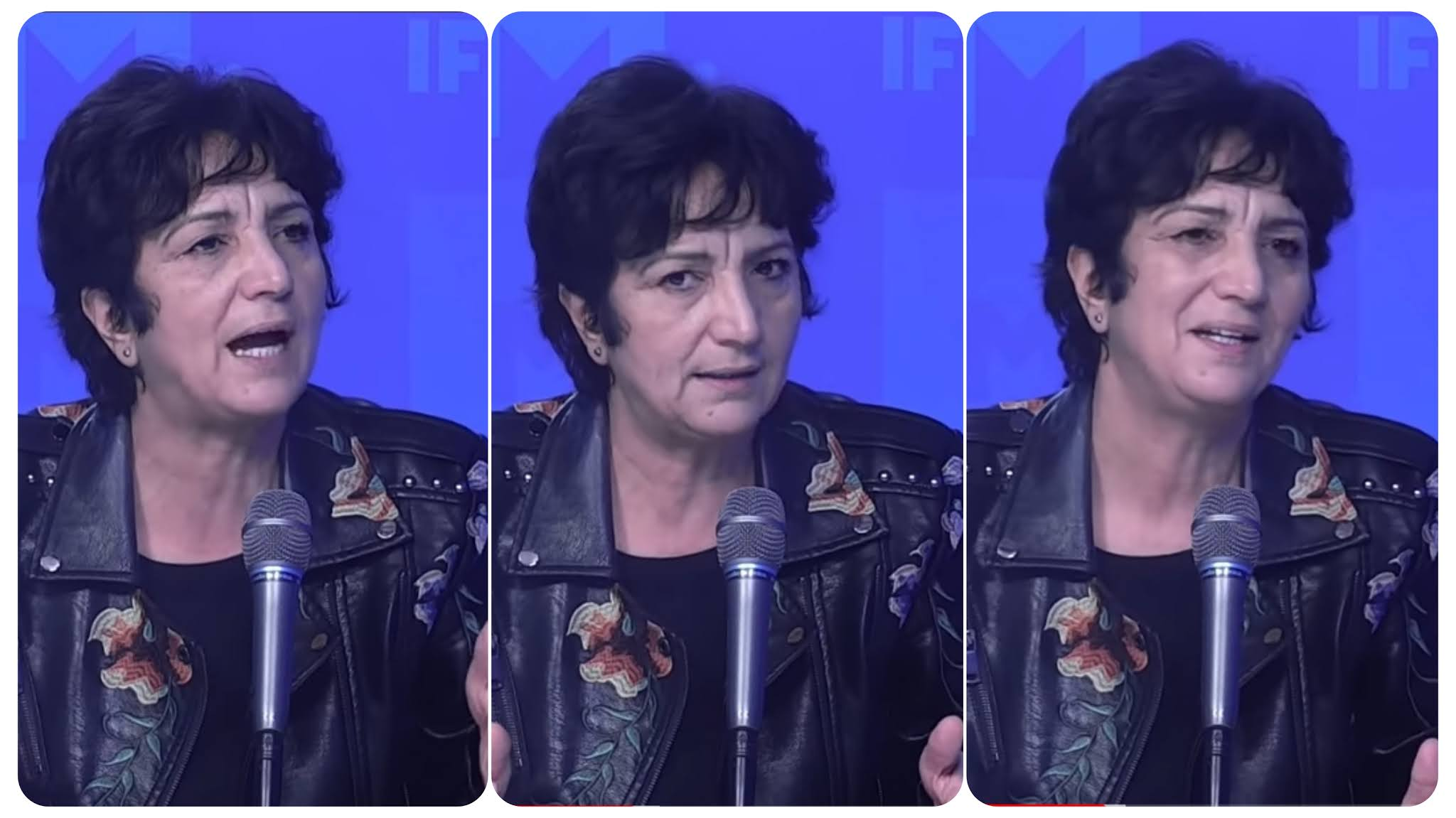 سامية عبو تكشف بالفيديو صفقات قذرة و مشبوهة بين قلب تونس والنهضة