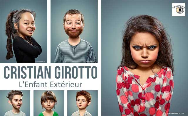 Colección L'Enfant Extérieur por Cristian Girotto