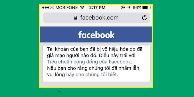 Hướng dẫn cách mở unlock tài khoản facebook bị mạo danh 277 cân spam