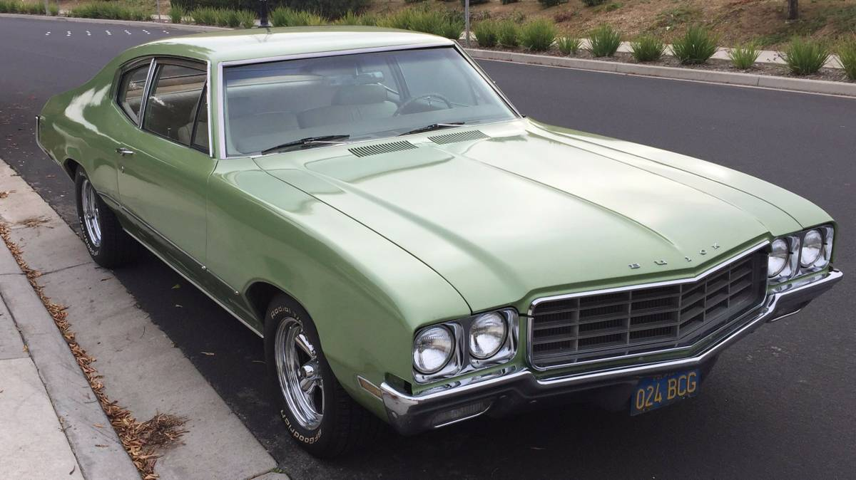 Daily Turismo: The Gas Is Always Greener: 1970 Buick Skylark