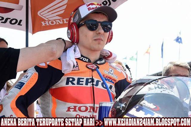 Tim Repsol Honda Bertekad Bantu Lorenzo Bangkit Lagi