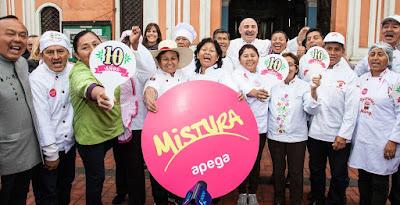 Mistura Fair, Gastronomy Mistura