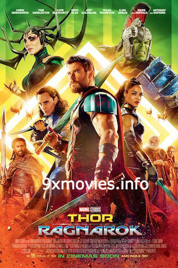 Thor Ragnarok 2017 English 480p WEB-DL 350MB ESubs