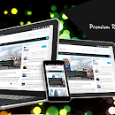 Adamz - Premium Free Responsive Blogger Template Download