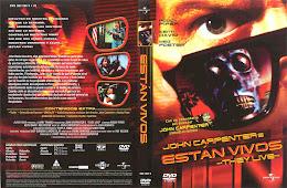 Están vivos (1988) - Carátula