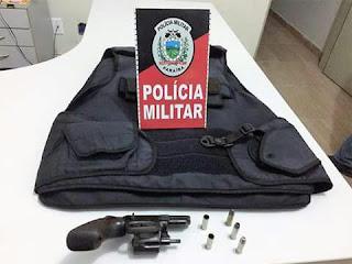 🚔🚦☠ Polícia apreende 16 armas de fogo durante ações do fim de semana