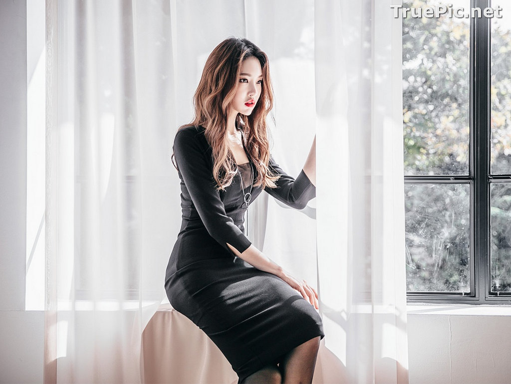 Image Korean Beautiful Model – Park Jung Yoon – Fashion Photography #4 - TruePic.net - Picture-7