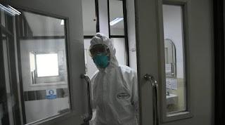 RS Hasan Sadikin Bandung Jawa Barat 'Isolasi WN China Suspect Virus Corona