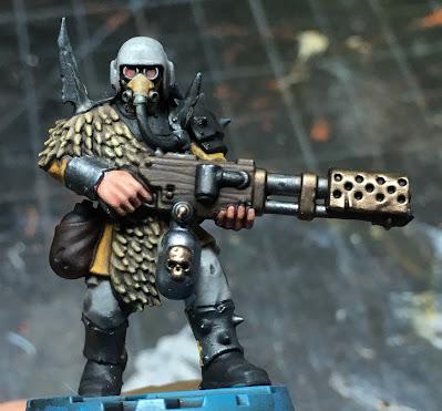 Blackstone Fortress Traitor Guardsmen WIP