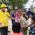 लायंस क्लब जौनपुर गोमती द्वारा लाॅकडाउन के तीसरे चरण मे लगातार तीरालिंसवें दिन भी जारी रहा सेवा कार्य*