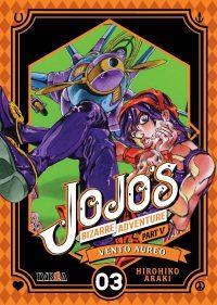 JOJO'S BIZARRE ADVENTURE: Vento Aureo #3