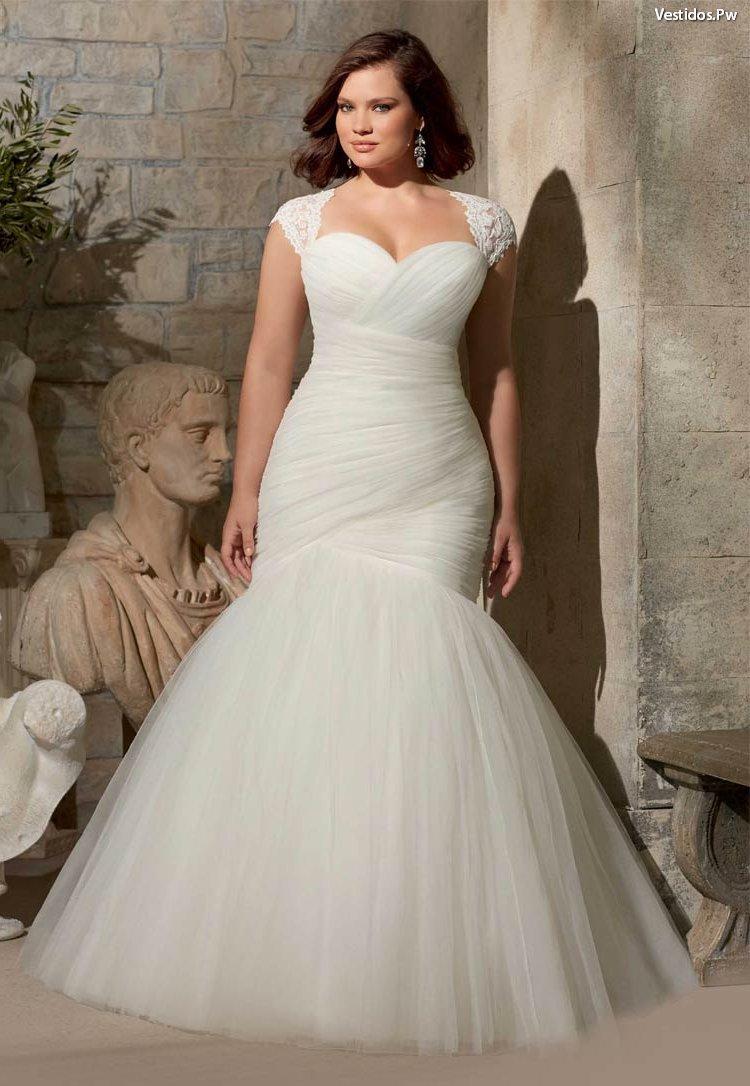 Vestidos modernos de boda civil