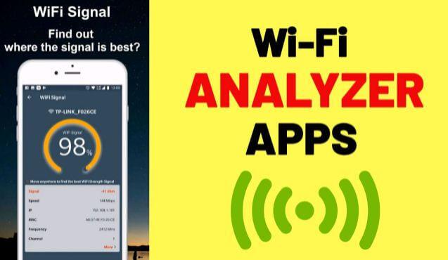 أفضل, تطبيقات, لتحليل, شبكات, واي, فاي, WiFi