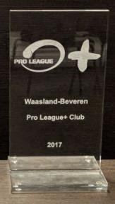 Pro League+ Label van Beveren