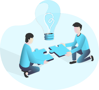 """<a href=""""https://iconscout.com/illustrations/solved-the-problem"""" target=""""_blank"""">Solved the Problem Illustration</a> by <a href=""""https://iconscout.com/contributors/manypixels-gallery"""">Manypixels Gallery</a> on <a href=""""https://iconscout.com"""">Iconscout</a>"""