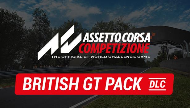 Assetto Corsa Competitizione British GT Pack DLC Sudah Rilis