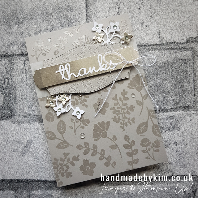 Stampin' Up! Lovely You