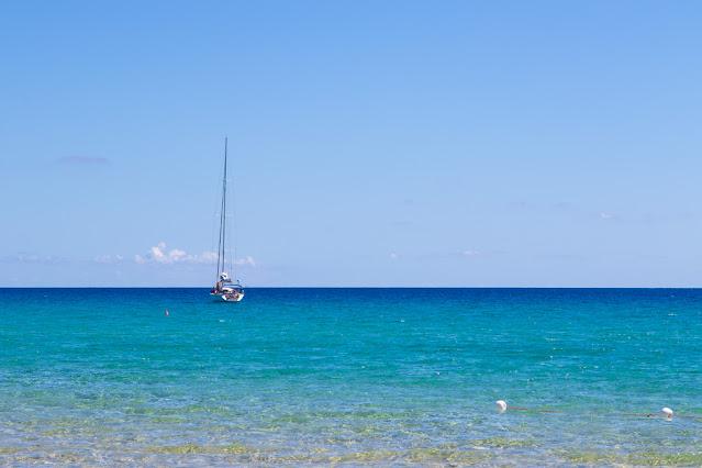 Spiaggia di Su Giudeu-Mare
