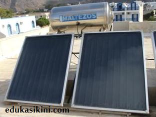 pemanas air tenaga surya