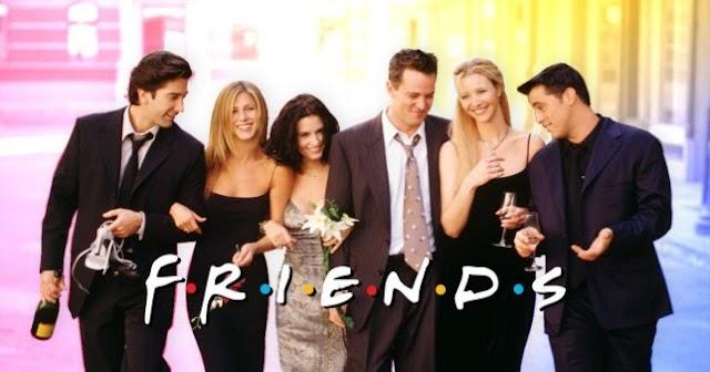 Cinemex celebra el 25 aniversario de Friends