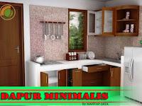 Dapur Minimalis Yang Cocok Untuk Rumah Sederhana (RS)