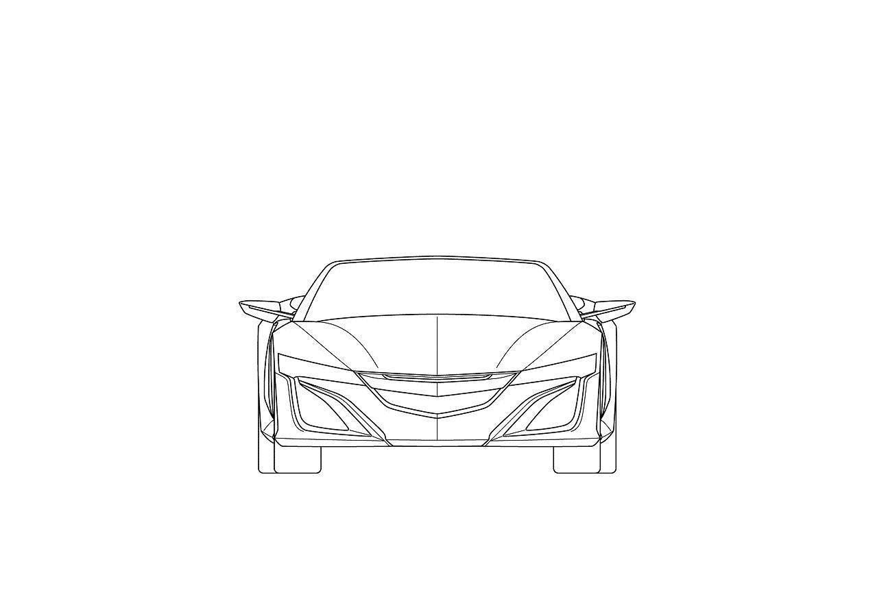 Acura Nsx Roadster Concept Photos