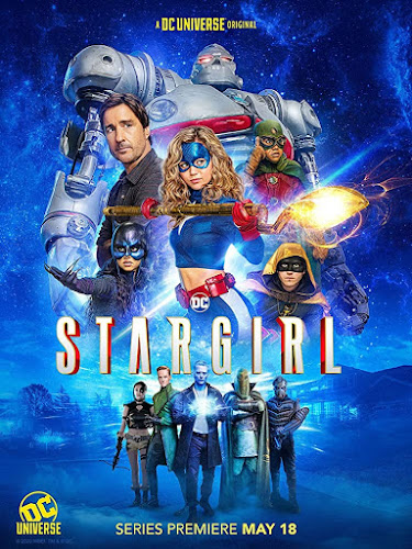 Stargirl Temporada 1 (Web-DL 720p Ingles Subtitulada) (2020)