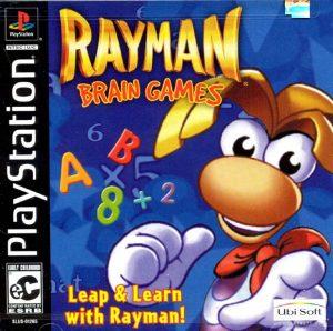 Download Rayman Brain Games (2001) PS1