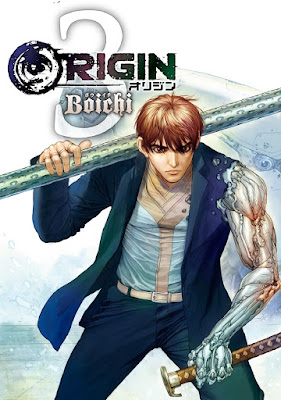 ORIGIN -オリジン- 第01-03巻 raw zip dl