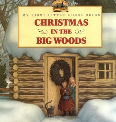 Christmas In The Big Woods, part of Favorite Character Christmas Book Review List for Kids