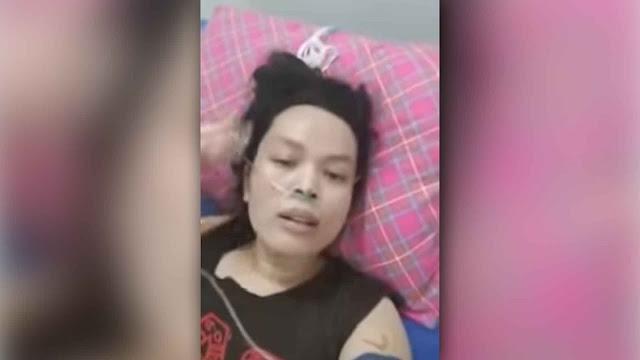 Video Terakhir Pasien PDP Corona Asal Sidempuan Sebelum Meninggal