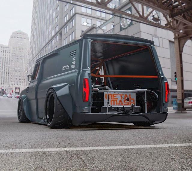Ford Transit Mk.1 - Yasid Design