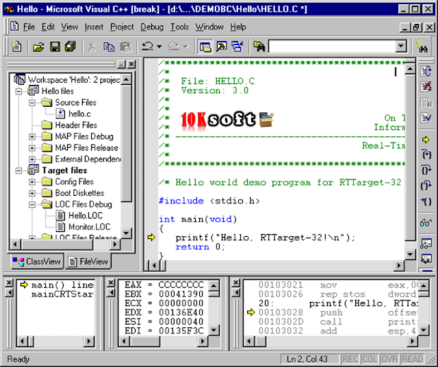 Visual Studio 6.0 Enterprise Edition Direct Download Link