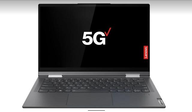 teknologi laptop mendukung 5G