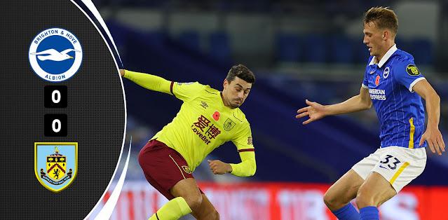 Brighton vs Burnley – Highlights